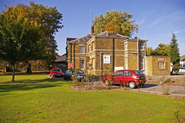 Chase Farm Hospital, The Ridgeway, Enfield