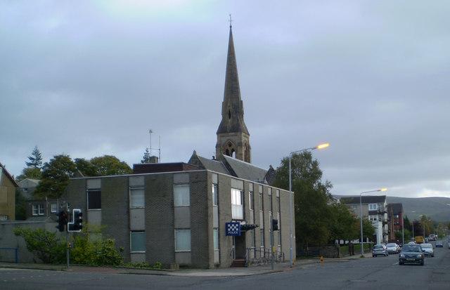 Police Station, Helensburgh