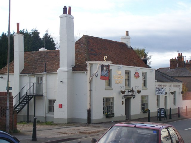 The Queen's Head Public House, Boughton