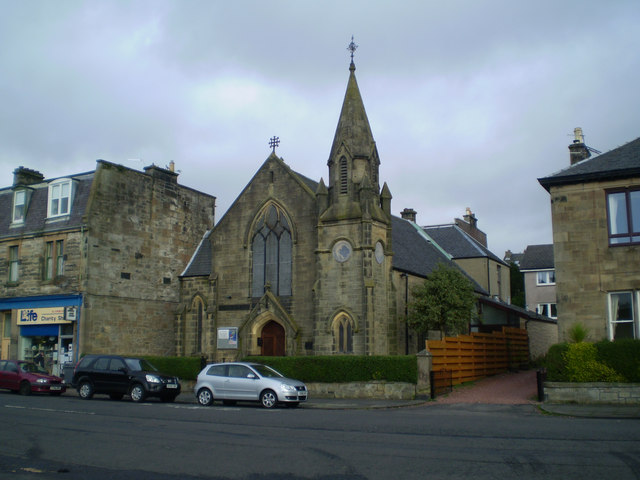 Baptist Church Helensburgh