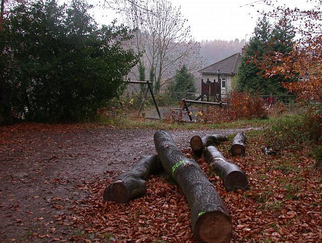 Forest playground, Ruspidge, Forest of Dean
