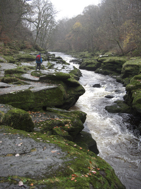 The Strid