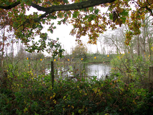 Fishing ponds evelyn simak cc by sa 2 0 geograph for Private fishing ponds near me