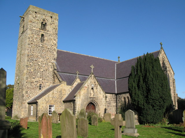 St. Mary's Church, Ovingham