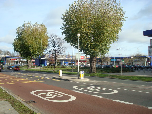 Nugent Shopping Centre, Orpington, Kent