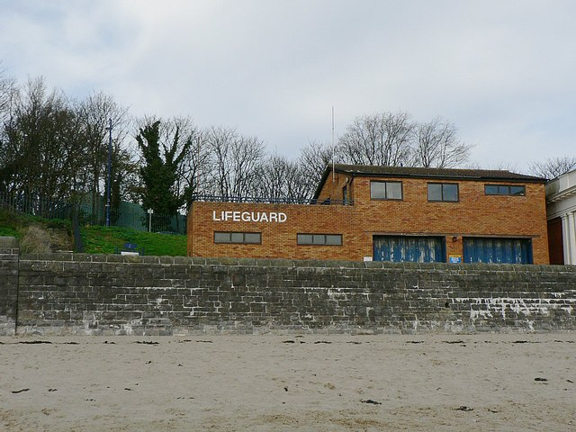 Lifeguard Station, Whitmore Bay, Barry Island