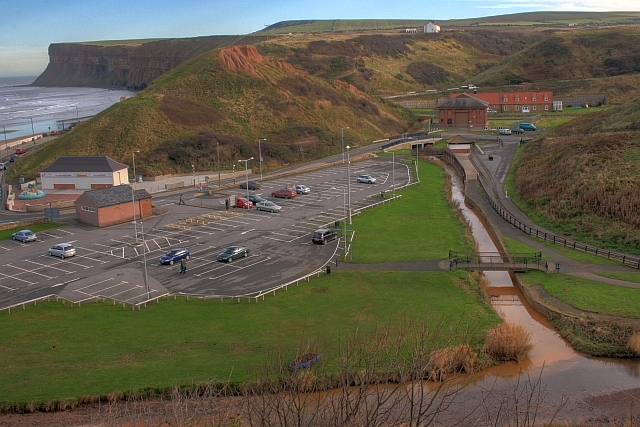 Saltburn Short Stay Car Park