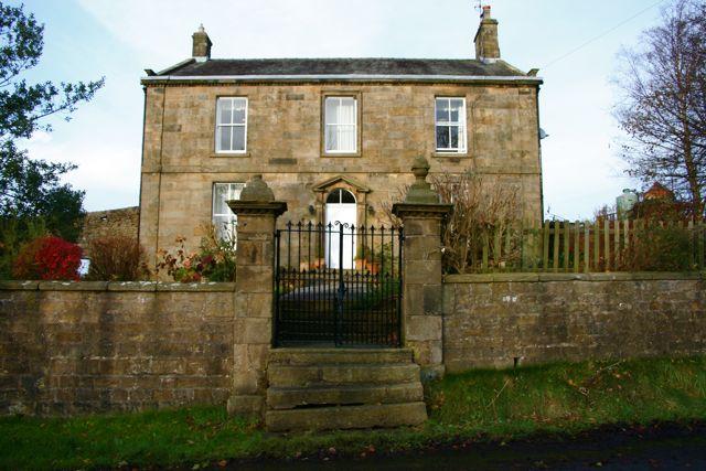 Grand house, Pendleton