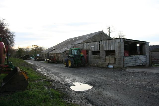 Pendleton Hall Farm