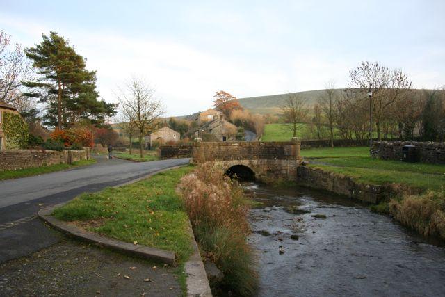 The bridge at Downham
