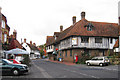 TQ6741 : The Old Palace, High Street, Brenchley, Kent by Oast House Archive