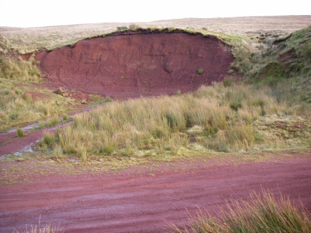Sandstone Quarry Ireland Quarry in Old Red Sandstone