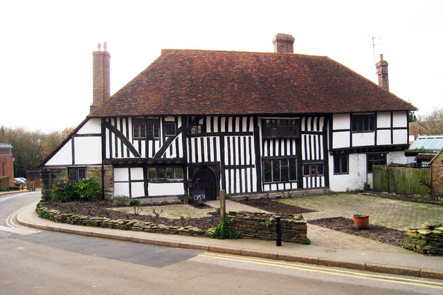 Pilgrims Rest, High Street, Battle, East Sussex