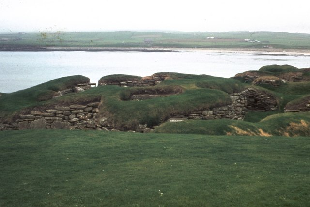 Skara Brae  a neolithic village