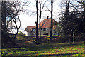 TQ6418 : The Priory Oast, Rushlake Green, East Sussex by Oast House Archive