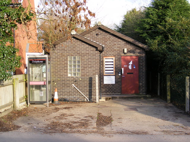 Worlingworth Telephone Exchange