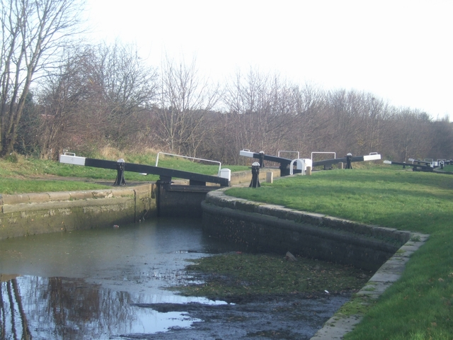Perry Barr Locks - Lock No 4