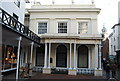 TQ5838 : The Chalybeate Spring Building. by N Chadwick