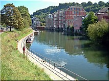 ST7464 : River Avon, Bath by Graham Taylor