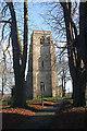 TL6857 : All Saints Church, Kirtling by Bob Jones