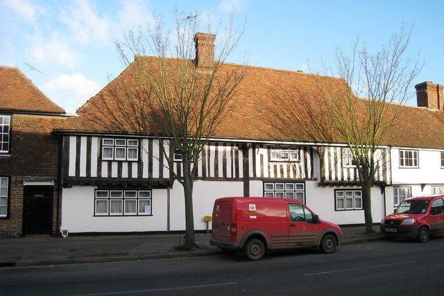 Turnpike House, High Street, Marden, Kent