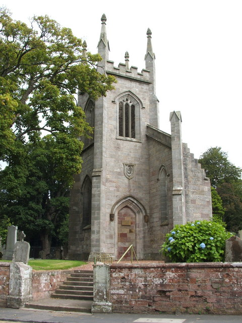 Cardross Old Parish Church