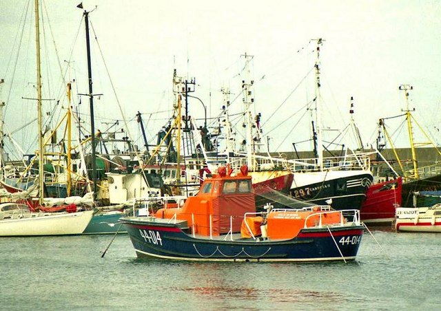 Dunmore East lifeboat (2)