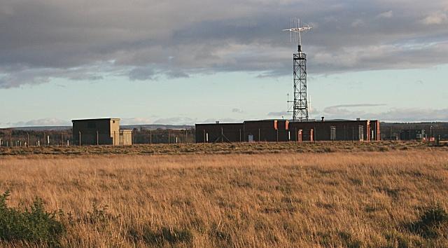 RAF Milltown