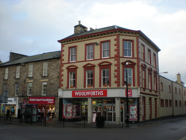 Woolworths in Elgin