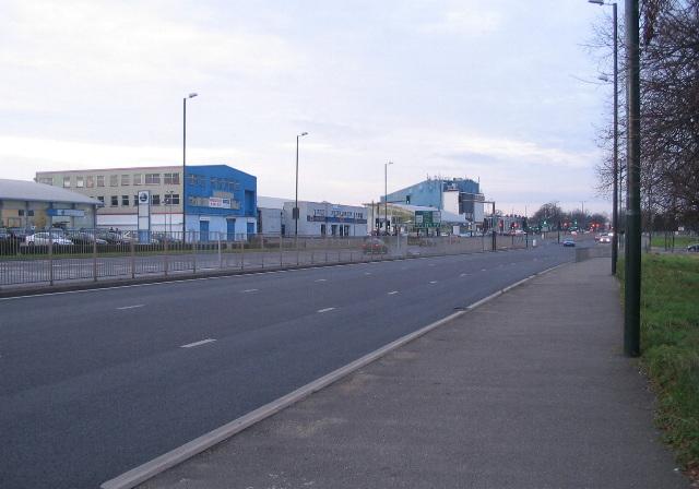 A45, Fletchamstead Highway