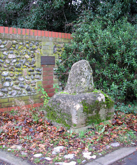 A 14th Century Cross Remains of a 14...