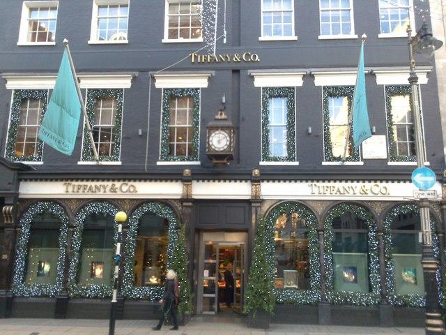 Tiffany Amp Co Bond Street Mayfair 169 Tim Westcott Cc By