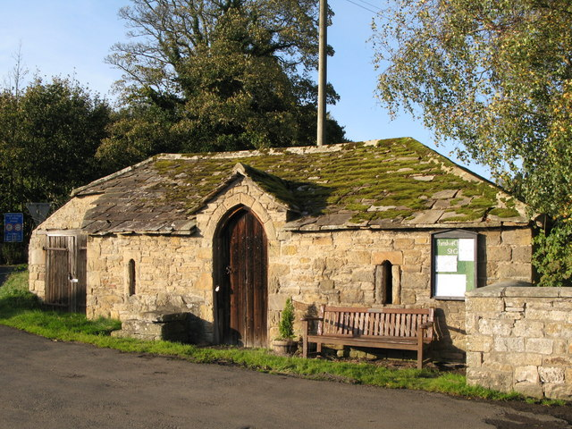 Hearse House, St Giles, Chollerton