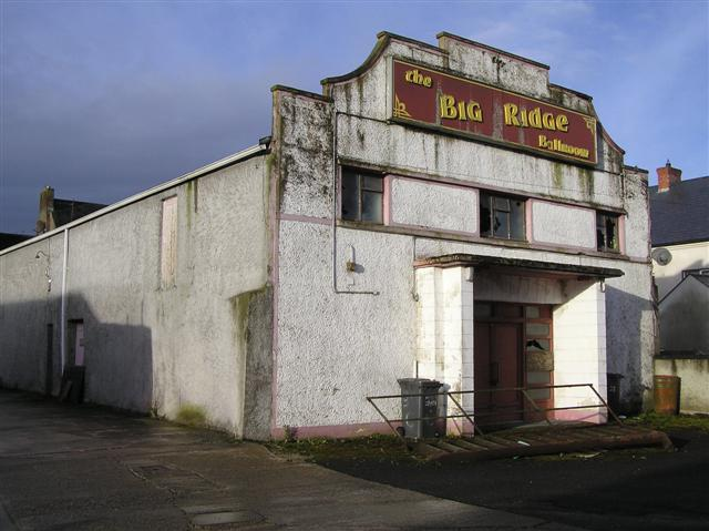 The Big Ridge Ballroom, Dromore
