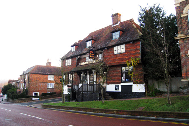 The Seven Stars Inn, High Street, Robertsbridge, East Sussex