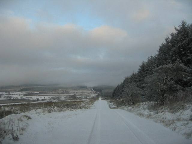 The Road to Kershope