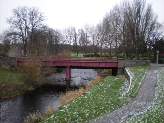Bridge over the River Lossie
