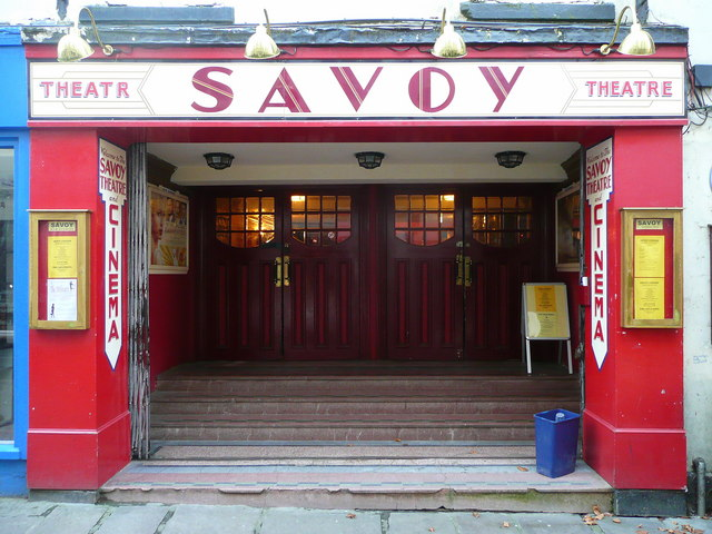 The Savoy Theatre, Monmouth