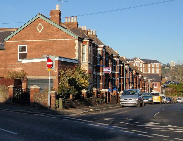 Woodah Road, Exeter