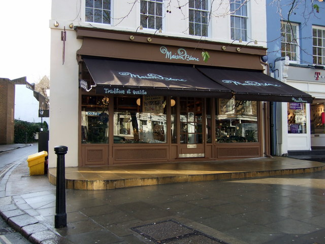 French Patisserie In Heath Street 169 Ceridwen Geograph