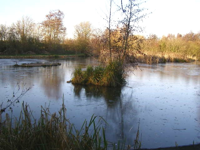 Arnold's Meadow Nature Reserve Lake