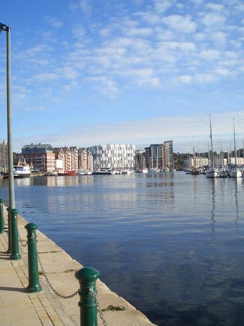 Ipswich Docks Redevelopment
