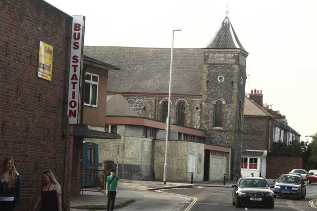Baptist Church, Eastgate Street
