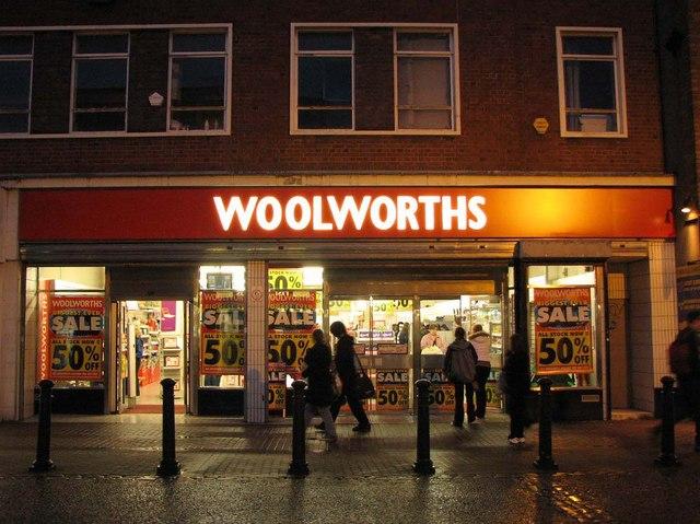 Woolies, Bedminster