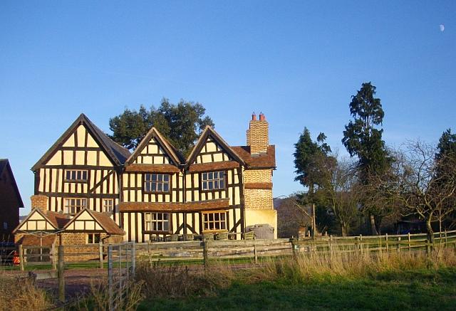 Park Farm, Colwall