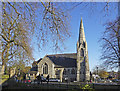 TQ3296 : Trinity Church, Enfield by Christine Matthews