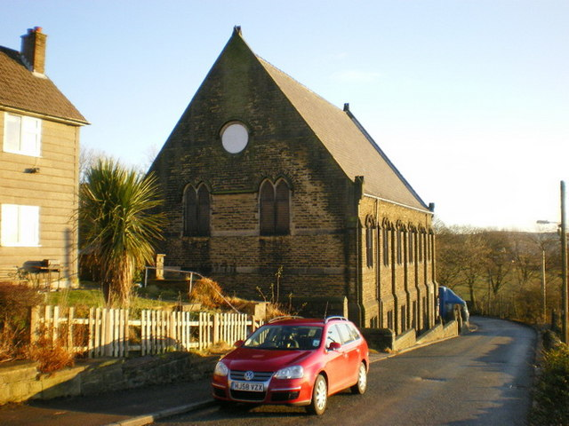 Old Town Methodist Church, Chiserley