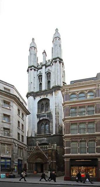 St. Michael Cornhill