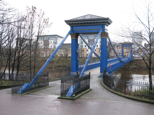 St. Andrew's Suspension Bridge
