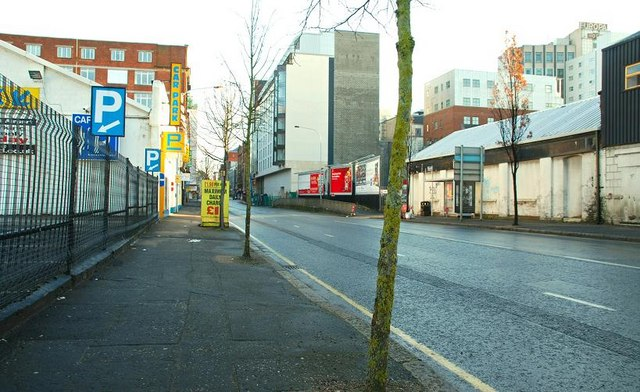 The Grosvenor Road, Belfast